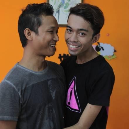 Rick And U Lay Myanmar